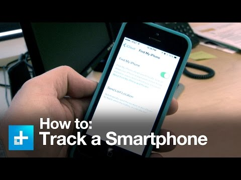 How to Track a Smartphone