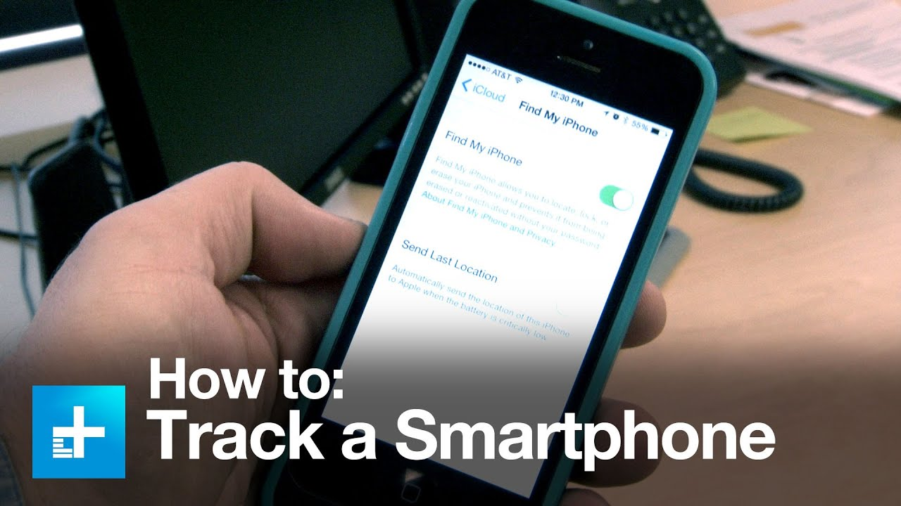 How to Track a Smartphone - YouTube