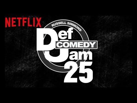 watch def comedy jam 25 free online