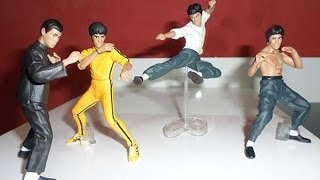 Unboxing Action Figure do Bruce Lee - Aliexpress