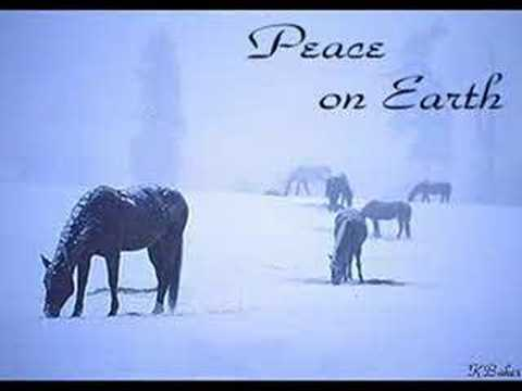 Merry Christmas From Horses - YouTube