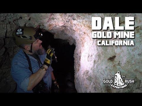 Dale Gold Mining Claim - California - 2017