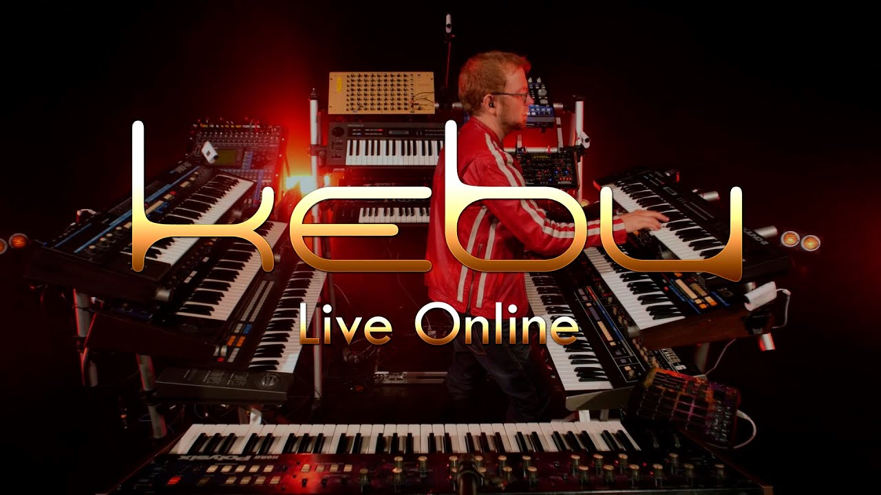 Download Kebu - Live Online (PREMIERE SEPTEMBER 18!)