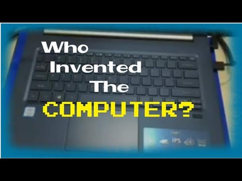 Who Invented The Computer? Watch This☝️