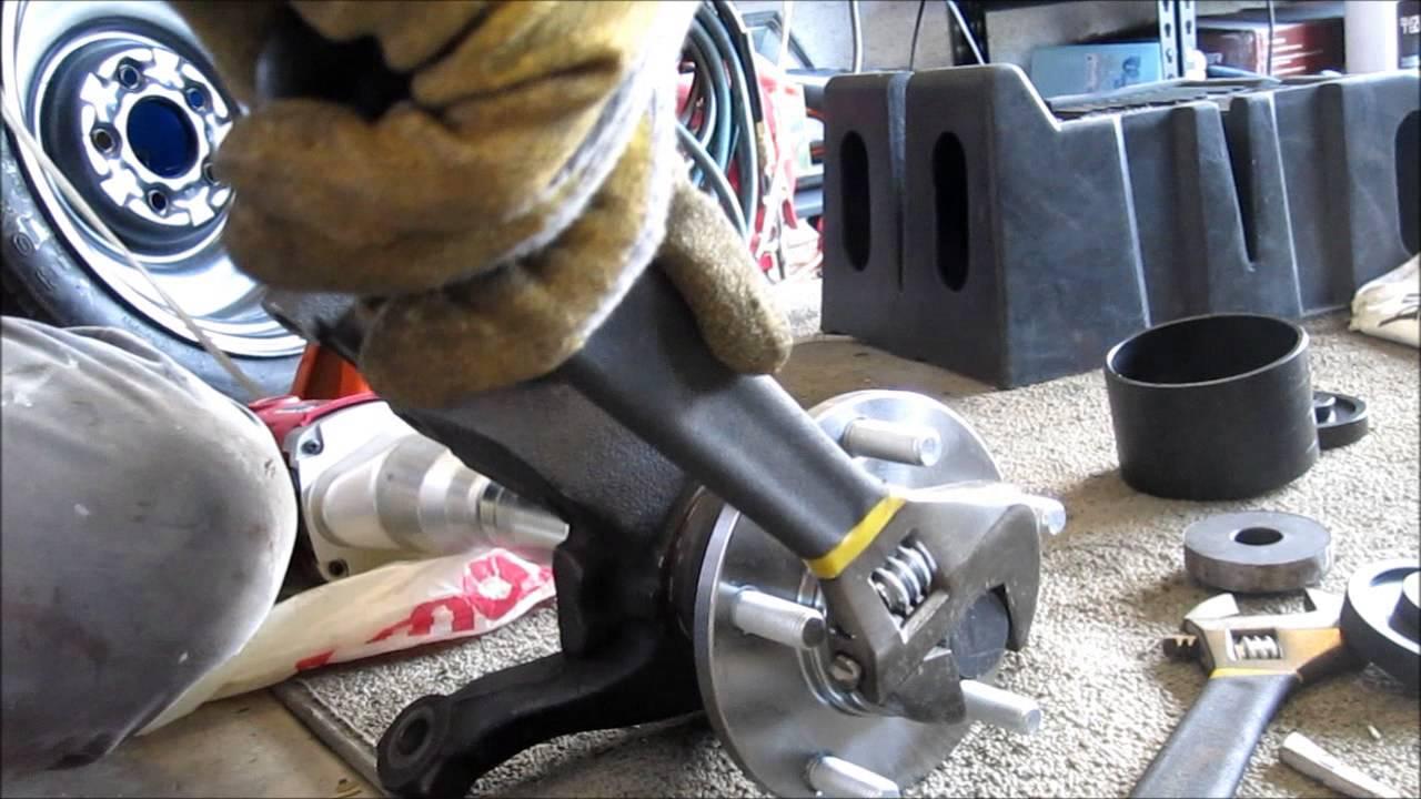 hight resolution of mazda mods episode 48 wheel hub and bearing