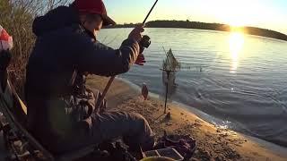 Рыбалка на фидер 9.05.2021