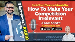 Akbar Sheikh, How To Make Your Competition Irrelevant