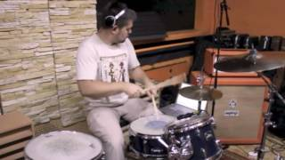Rocknmob - This House Is Not For Sale (Bon Jovi drum cover)