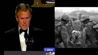 Shock and Awe, The Terror War, George Bush, WMD and Torture (Manufacturing a War part II)