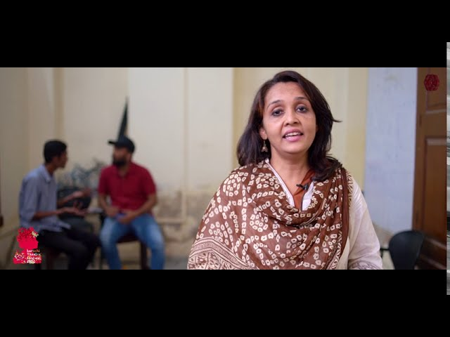Ishq Kay Baad | Zarqa Naz | Promo | Karachi Theatre Festival-2020 | #ACPKHI | #ktf20