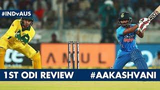 #INDvAUS: Kedar, Dhoni win it for #INDIA: #AakashVani