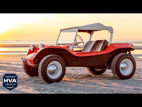 """THIS CAR MATTERS: 1964 Meyers Manx """"Old Red"""""""