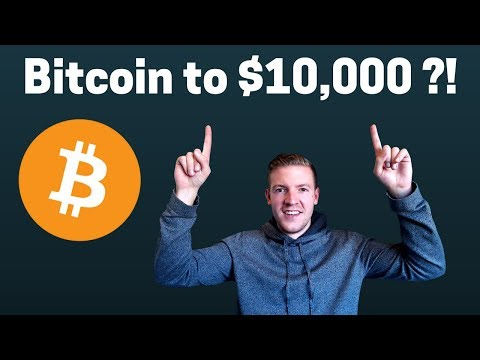 Bitcoin to $10,000 in 6-10 months ?