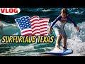 Grosse wellen in texas vlog surfurlaub mit kindern august 2017 mp3