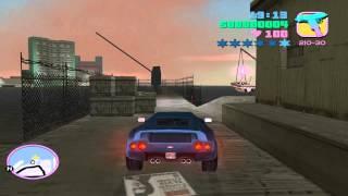 GTA Vice City - The Fastest Boat - Walkthrough Gameplay PC