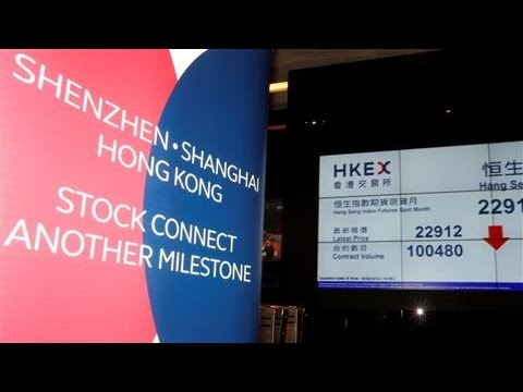 Shenzhen-Hong Kong Stock Connect Gets Go-Ahead