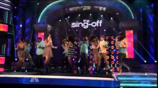 "1st Performance - Afro-Blue - ""Put Your Records On"" By Corrine Bailey Rae - Sing Off - Series 3"