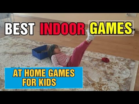 Best indoor games | fun At home Games | physical Education