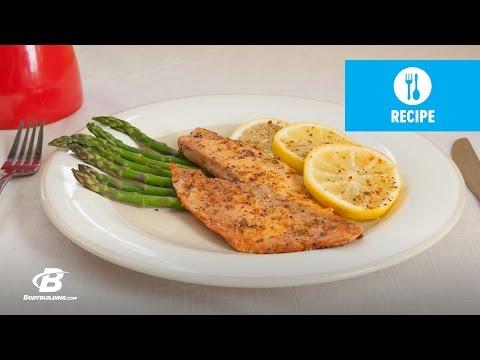 Delicious & Easy Fish in Foil | Healthy Recipes