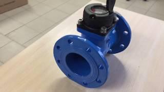 Краткий обзор счетчика воды Apator Powogaz WI 100 ирригационный