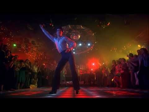 Saturday Night Fever, By John Badham (1978) - You Should Be Dancing (with John Travolta)
