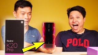Redmi K20 Pro Unboxing and Review - WORTH IT 'TO!!!
