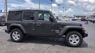2018 Jeep Wrangler Unlimited Orlando FL, Central Florida, Winter Park, Windermere, Clermont, FL J134