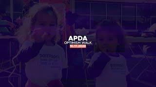 APDA OPTIMISM WALK 2020