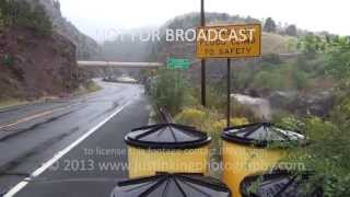 September 2013 Big Thompson Canyon Flood   RAW FULL SET