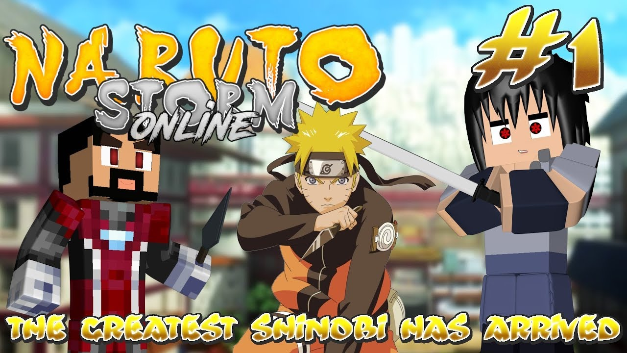 Tron unblocked, achilles unblocked, bad eggs online and many many more. Naruto Storm Online Minecraft Naruto Server Episode 1 The Greatest Shinobi Has Arrived Youtube