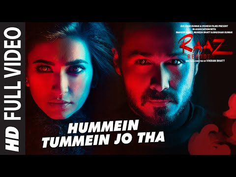 HUMMEIN TUMMEIN JO THA Full Video Song |  Raaz...