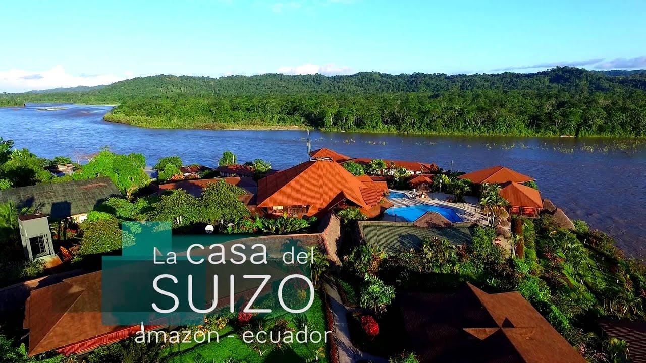 la casa del suizo amazon ecuador youtube ForAmazon Casa