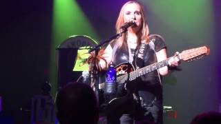 Melissa Etheridge No Souvenirs Live Montreal Quebec Places Des Arts Nov 6 2012
