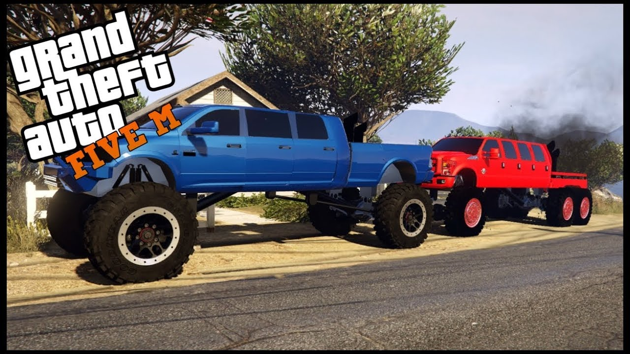 GTA 5 ROLEPLAY - SELLING MY LIFTED TRUCK - EP. 350 - CIV - YouTube