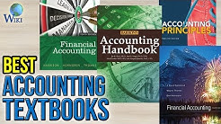 10 Best Accounting Textbooks 2017