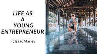 Entrepreneur Stories Ep2 Ft Isaac Marley: Life As A Young Entrepreneur