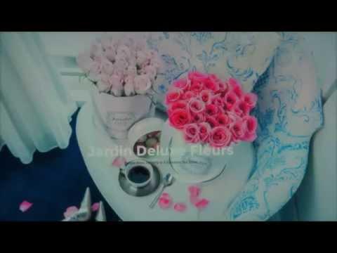 Jardin deluxe fleurs luxury online flowers delivered to for Jardin deluxe fleurs