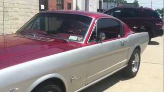 1965 Ford Mustang Fastback 2+2 For Sale~302~4 Speed~Beautiful!~~~SOLD~~~
