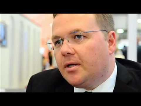 Andre Jacques, Director of Sales, St Regis, Doha @ ITB Berlin 2012