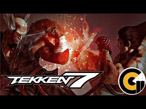 Dreamhack Atlanta 2017 - Tekken 7 - Top 8 Finals