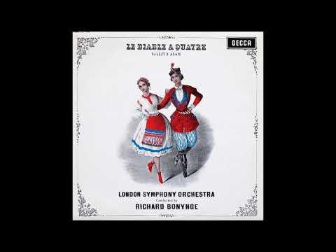 Adolphe Adam : Le Diable à quatre, ballet-pantomime in two acts (1845)