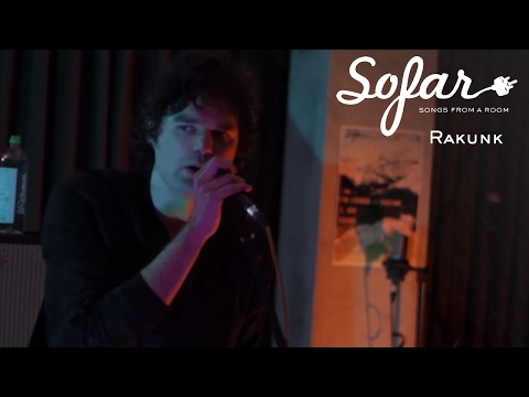 Rakunk - Erased   Sofar Chicago
