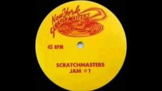 New York Scratch Masters   -  SCRATCHMASTERS JAM # 1