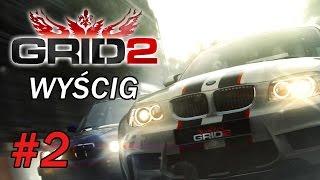 GRID 2 Online - Wyścig #2 /ze znajomymi (PC 60fps / Gameplay PL)