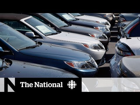 Debt Nation: How car loans are fuelling financial problems for Canadians