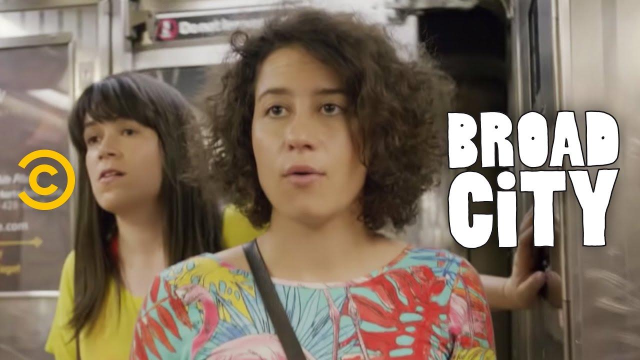 Download Broad City - Subway Encounters