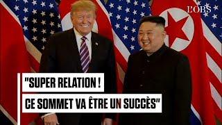 Donald Trump et Kim Jong-un : derrière la bromance, qu'attendre du sommet ?