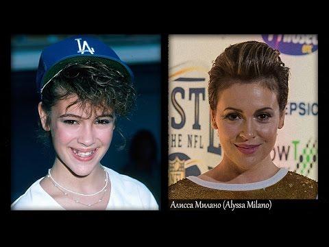 Зачарованные – актеры в детстве и позднее | Алисса Милано, Холли Мари Комбс, Роуз МакГоун и др.