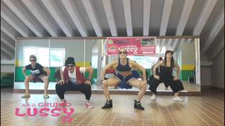 Download THE HORNS DJ Katch feat. Zumba Fitness Choreography MP3 song and Music Video