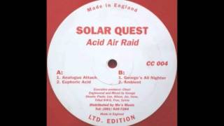 Solar Quest Acid Air Raid Silent Breed Mix